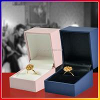 Wholesale Classic printing luxury design jewel box/paper jewellery boxs/Jewellery Packaging Ring Box
