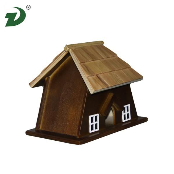 Wooden Bird Cages Wholesale Garden Decorative Bird House