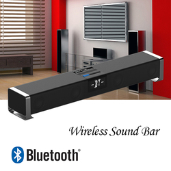High quality Home Theater Speaker TV Sound System with Wireless Subwoofer
