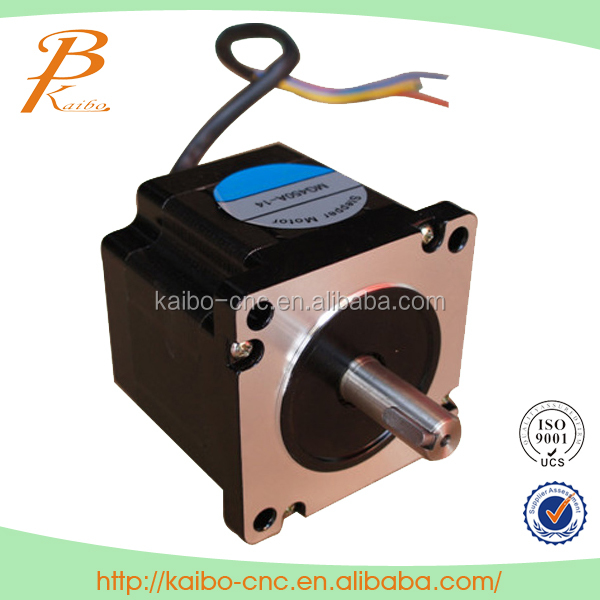 Woodworking machine parts cnc 86bygh motor with gear for High power stepper motor