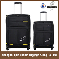 """20/24/28/32"""" 4pcs 1680D High Quality EVA Rolling Bags With Universal Wheels"""