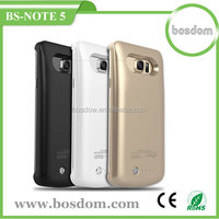 4200mah newest slim battery power case for samsung galaxy note 5