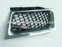 Chrome mitsubishi pajero accessories