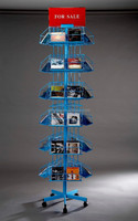 cd rack for retail