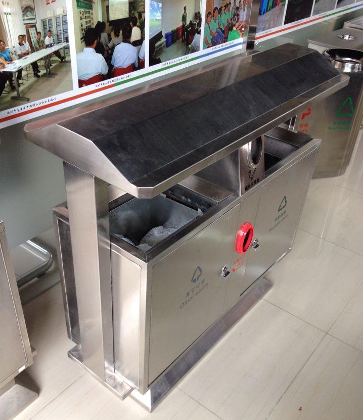 Max hb22 public ext rieur recyclage class grande poubelle for Grande poubelle exterieur