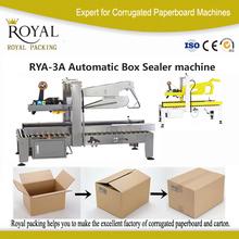 RYA-3A carton seal machines, sealing machine price