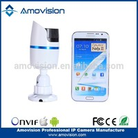 "ESCAM hot selling 1/3""CMOS Q830M 1.3MP Mini IR-Bullet RJ-45 (10/100Base-T) Ethernet hd ip camera"