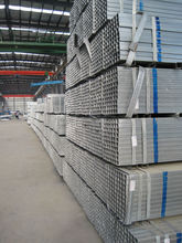 High quality (BS 1387 ASTM A53 Standard) Galvanized Rectangular/Square Pipe