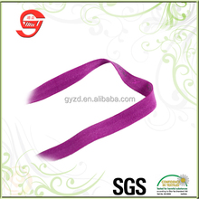 Violet printed tape for clothes
