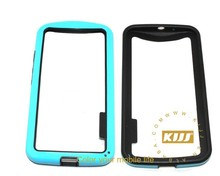 Hot Dual Color TPU PC 2 IN 1 Bumper Case For Moto G2 Factory 6 Colors In Stock
