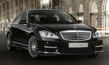 Mercedes-Benz W221 S63 AMG Style Full Body Kit