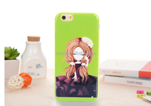 Blank tpu mobile phone case for iphone5,design your own mobile phone case