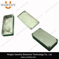 Factory Supply Hammond 1590G Pedal Enclosure Aluminum Box 100 x 50 x 25.5mm
