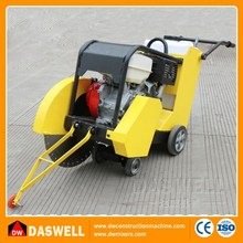 Gasoline Engine Portable Concrete Saw with CE