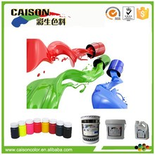 8117 Factory supply Orange Red color pigments manufacturers association