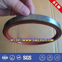 Customized rubber oil scraper ring