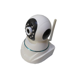HD720P CMOS Sensor IR-cut Night Vision PTZ WIFI IP Low Cost Wireless Camera for Home Security View