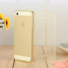 Transparent For Iphone 5 5s Back Cover Tpu Mobile phone cases for iphone