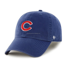 Custom Chicago Cubs Washed Adjustable Baseball Hats
