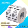SINMARK self adhesive label paper permanent / removable labels manufacturer