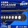Y&T YTLB260B LED light bar waterproof alibaba express italy light bar for 4x4, Pick up cars and SUV