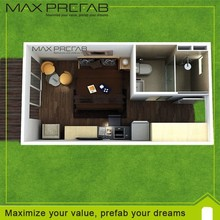 Alibaba China prefab Shipping Container Homes For Sale