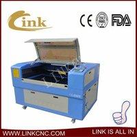 Discount Price rubber stamp laser engraving machine/china laser cutting machine LXJ9060