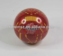 foot tin ball
