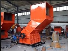 Widely used high quality recycling metal can crusher for sale