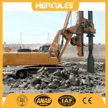 XW150 rotary drilling rig pile driver