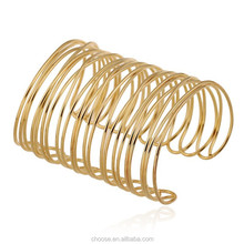 hot sale high quality gold bracelet,gold bangle,antique silver bracelet with finger ring