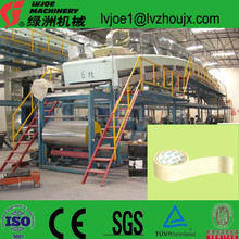 Masking Tape Hot Melt Coating Laminating Machine/production line