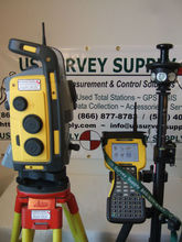 Trimble SPS930 Robotic Total Station TSC2 SCS900 Survey Contrlr