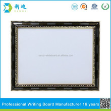 Framed magnetic whiteboard cheap price high quality