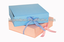 Best seller Empty elegant packaging boxes hong kong