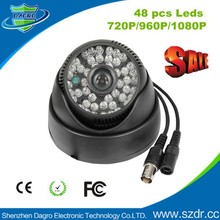 New Products 48 pcs IR leds 35-40m IR distance 3.6mm lens 1080P HD cctv camera