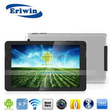 New products! 9.7 inch MTK8127 octa-core tablet PC computer free loading Shenzhen factory stock promotion(GPS+Bluetooth+FM+WIFI)