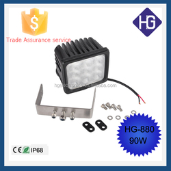 Offroad Truck 4X4 LED Work Light 6.3inch 90w car led light motorcycle