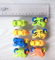 pull plastic stunt mini motorcycle toy