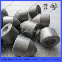 popular in India tungsten carbide auger button for coal mining
