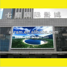 hot products 2013 new: high resolution and brightness P2.5,P4,P6,P8,P10,P12.5,P16 and P20 SMD or DIP 17.3 led display
