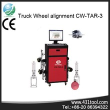 intelligent truck 4 wheel alignment with CE