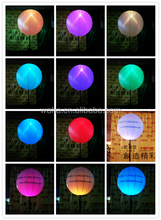 inflatable big ball for Festival/party with led light L-29