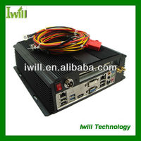 Mini Car PC Iwill I5-3550 H61D-06C 3.3GHz Quad Core With 1*PCI-E Slot (1*HDMI+1*DVI-I)