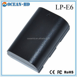 LP-E6 REAL capacity camera battery for Canon 60D 70D 5D 6D 7D