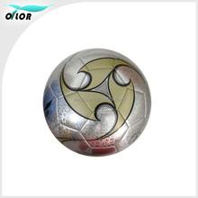 OTLOR Best promotional pvc soccer ball /professional pu soccer ball / cheap leather soccer ball
