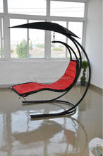 PROMOTION three-seat swing chair swings for garden