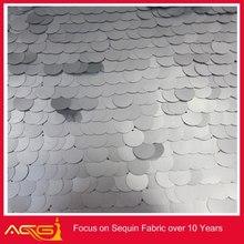 Sequinnedลูกไม้ผ้าโพลีเอสเตอร์100%ขายส่งชุดเฟรมสำหรับการตกแต่งจาน