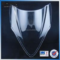 super quality GSXR1300 08-09 motorbike windshield