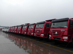 HOWO 6x4 foton dump truck 6x4
